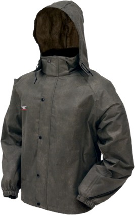 Frogg Toggs All Sport Rain Suit Stone Black by Frogg Toggs