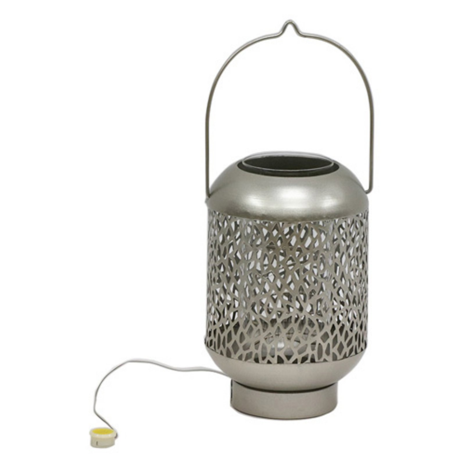Jeco Sandy Outdoor Metal Lantern