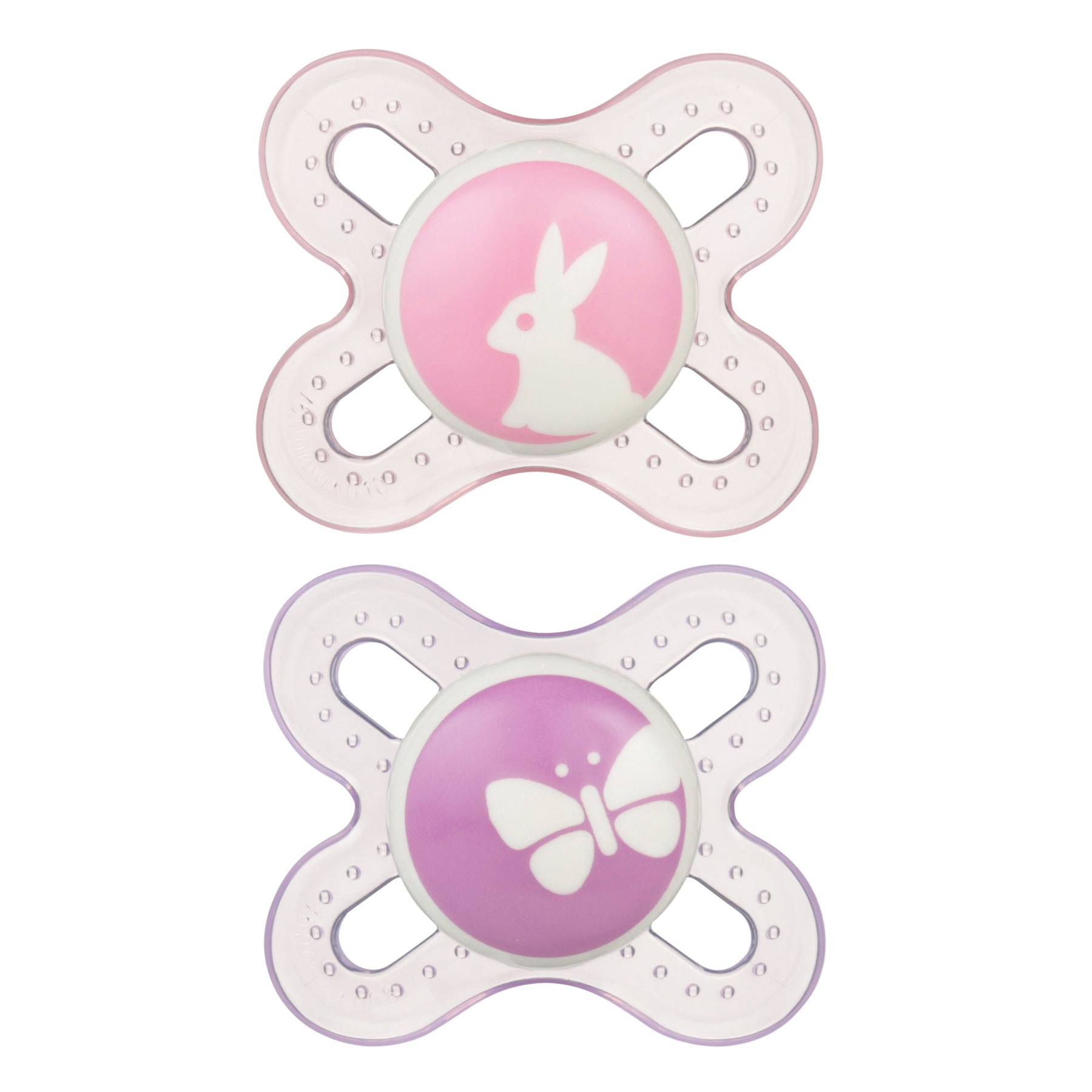 MAM Start Collection Newborn Pacifiers, 0+ Months - 2 Counts