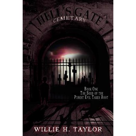 Hell's Gate Cemetery - eBook - Cemetery Gates Halloween