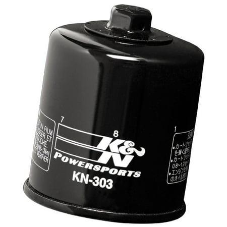 KN Engineering Oil Filter Fits 87 99 Kawasaki Vulcan 1500 VN1500N Classic