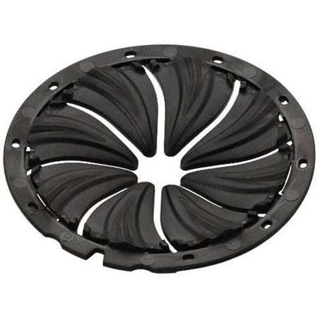 Dye Rotor Quick Feed 6.0 for Dye Rotor Hopper / Loader - BLACK