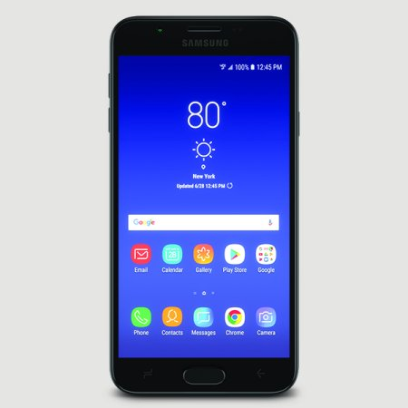 Verizon Prepaid Samsung J7 2nd Edition (16GB) - Black