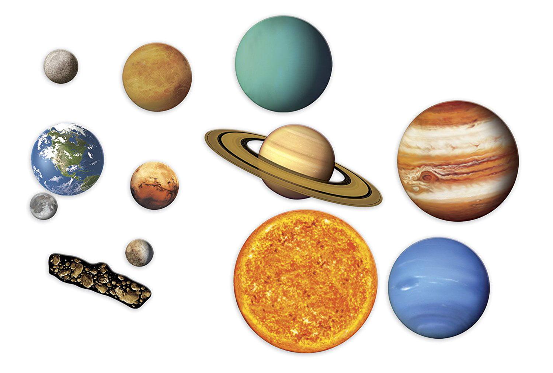 Планеты солнечной системы картинки каждая планета отдельно
