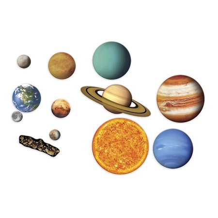 Learning Resources Giant Magnetic Solar System, Ages 5+