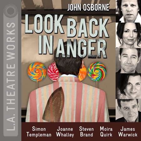 Look Back in Anger - Audiobook (John Osborne Look Back In Anger Analysis)