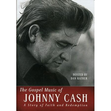 The Gospel Music of Johnny Cash (DVD)