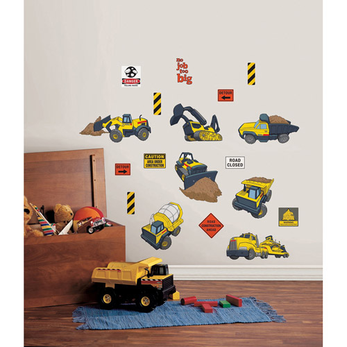 Tonka Tonka Wall Stickers