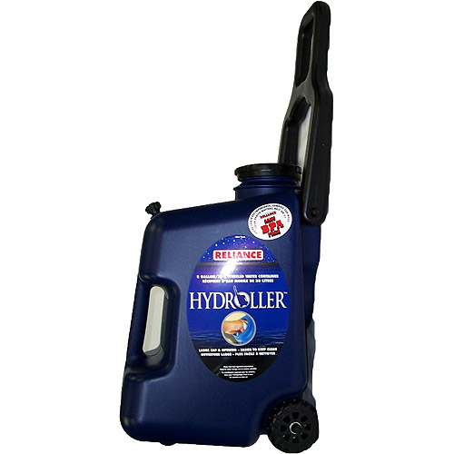 Reliance Products Hydroller 8 Gallon wheeled water container