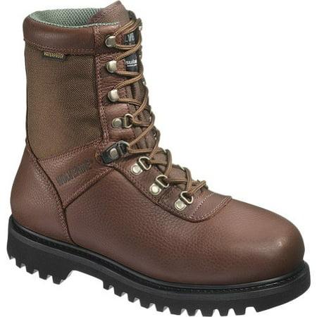 dd332820bd4 Wolverine Men's Big Horn Waterproof Steel-Toe Hunting Boot Cappuccino 15.0  / M