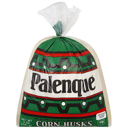 Palenque Corn Husks, 5 oz, (Pack of 12)