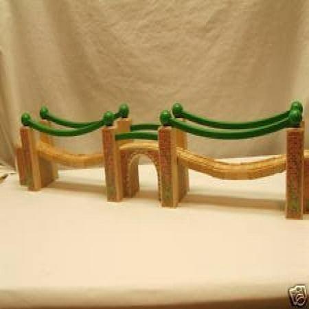 Thomas the Tank Engine & Friends Wooden Railway - Suspension Bridge ...