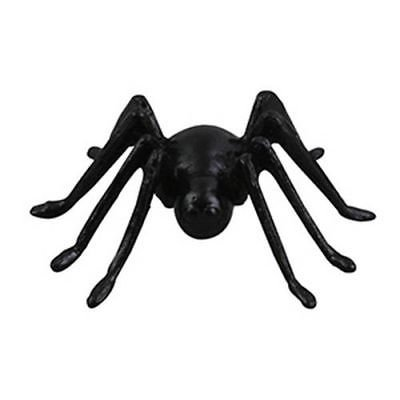 Halloween Black Spiders Cake Toppers - 4 count - National Cake Supply
