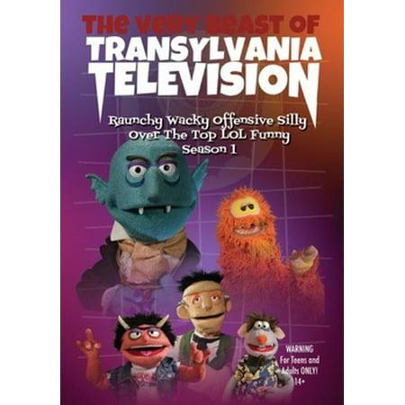 Transylvania TV: Season 1 (DVD) ()