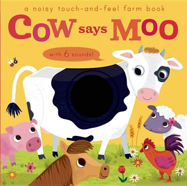 Cow Says Moo