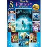 Family Fantasy Adventure 8 Movies (Widescreen) by ECHO BRIDGE ENTERTAINMENT