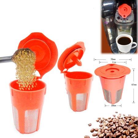 Refillable K Carafe Reusable Coffee Filter Replacement