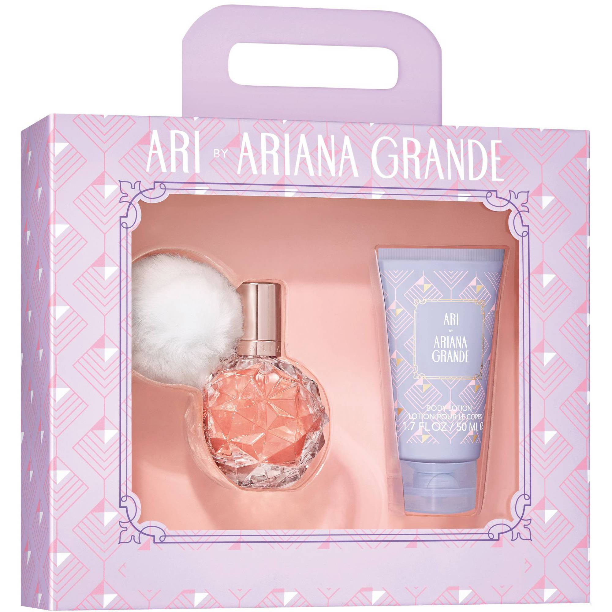 Ariana Grande Fragrance Gift Set for Women, 2 pc