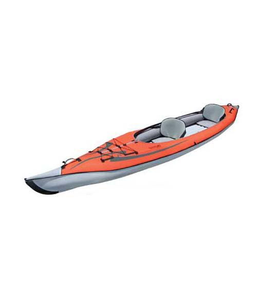 Click here to buy Advanced Elements AE1007-R AdvancedFrame Convertible Inflatable Kayak by Advanced Elements.