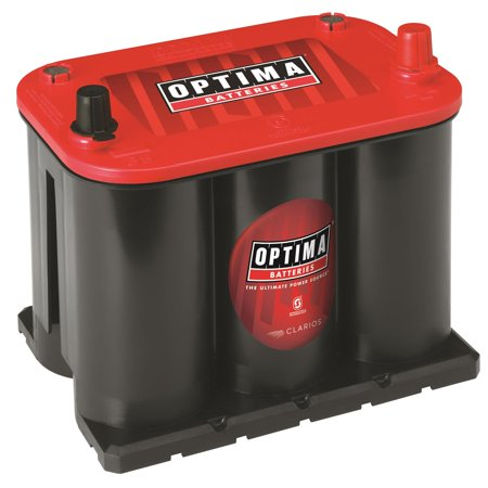 Optima Batteries 9020-164 Group 35 12V Red Top Battery