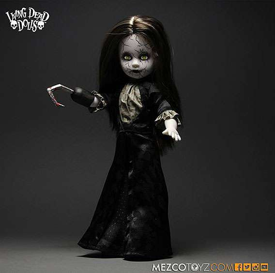 Living Dead Dolls Series 30 Freakshow Madame 10.5 Doll