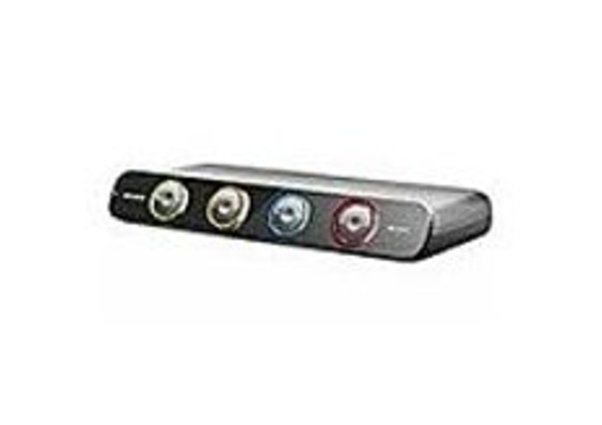 Belkin F1DS102J SOHO 2-Port KVM Switch PS//2 USB IN PS//2 and USB OUT With Cables
