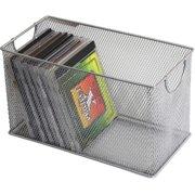 YBM Home Deep Mesh Storage Cd Box