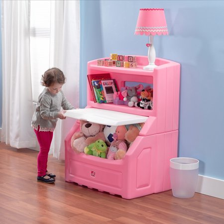 Product of Step2 Lift and Hide Bookcase Storage Chest (kids storage - Wholesale Price - Toy Chests & Storage [Bulk Savings] for $<!---->