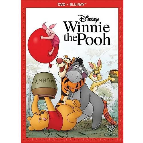 Winnie The Pooh (DVD + Blu-ray) (Widescreen)