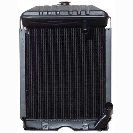 - Radiator, New, Ford, C5NN8005AB