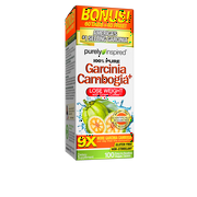 100% Garcinia Cambogia Weight Loss Supplements with Green Coffee Extract, Caffeine Free, Gluten Free, 100 Veggie Tablets