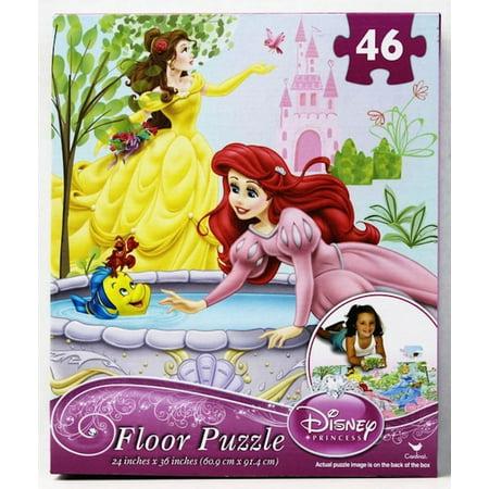 Disney Princess 46 Piece Floor