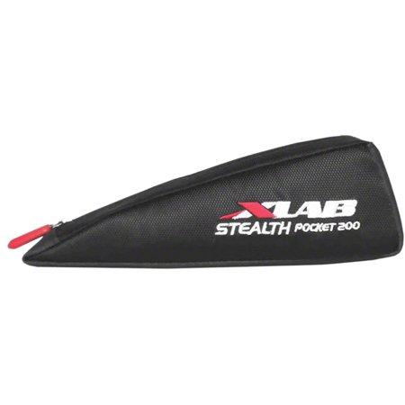 X-Lab Stealth Pocket 200 Frame Bag: Black