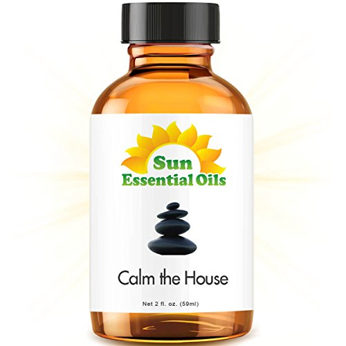 Calm The House Blend (2oz) Best Essential Oil