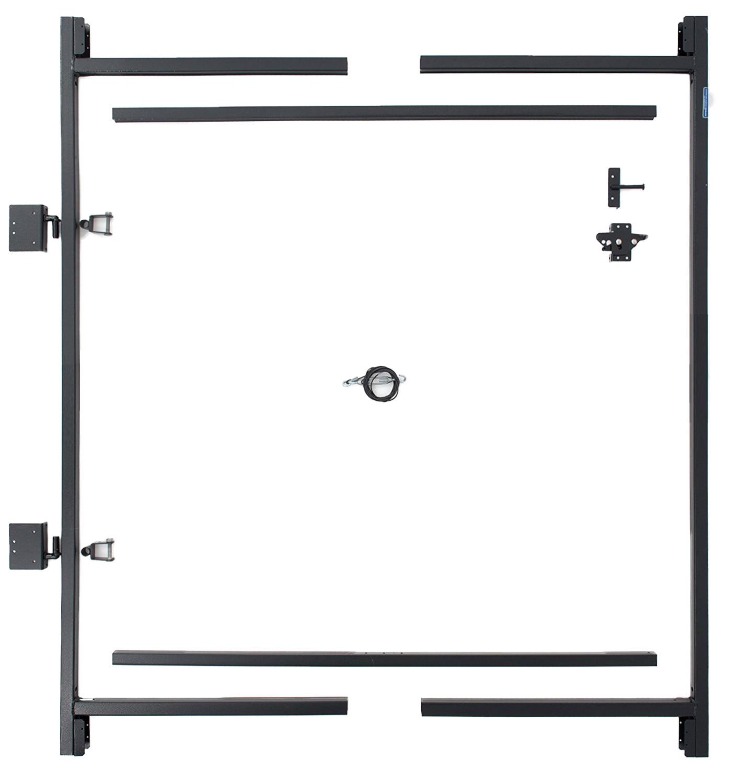 Adjust-A-Gate Original Series 2 Rail Adjustable Gate Frame Kit