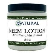 Therapeutic Hand & Body Lotion w/ Organic Neem Oil