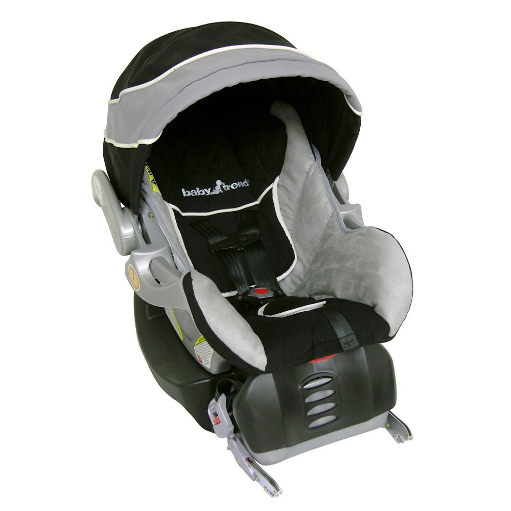 Baby Trend Flex-Loc Infant Car Seat, Choose Your Pattern