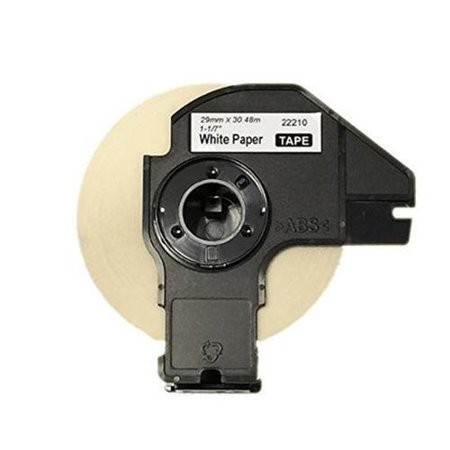 Nextpage DK2210 W Compatible Brother Thermal Label Roll With Cartridge