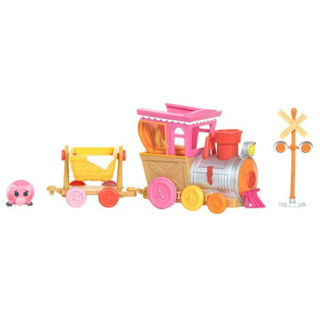 Mini Lalaloopsy Silly Pet Parade Train