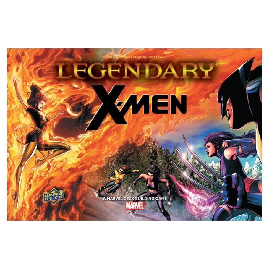 Legendary X-Men New by Upper Deck Entertainment