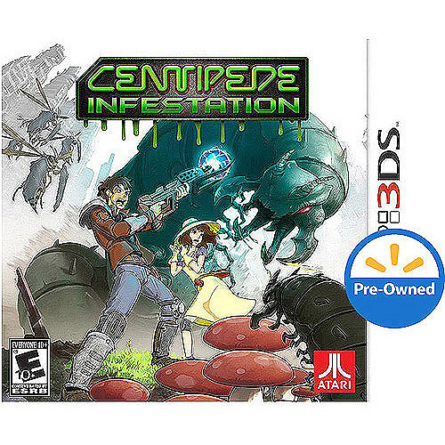 Centipede: Infestation (Nintendo 3DS) - Pre-Owned