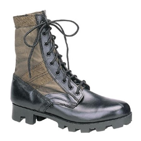 Rothco 5080 Olive Drab G.I. Style Discount Jungle, Combat Boot, - Kids Combat Boot