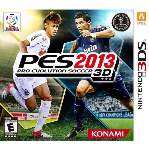 Pro Evolution Soccer 2013 (Nintendo 3DS) - Pre-Owned