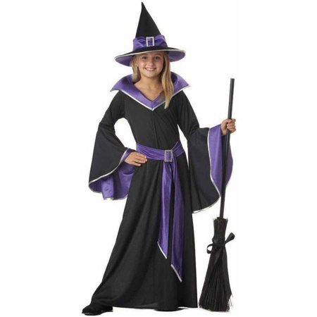 Witch Makeup For Kids (Incantasia The Glamour Witch Girls' Child Halloween)