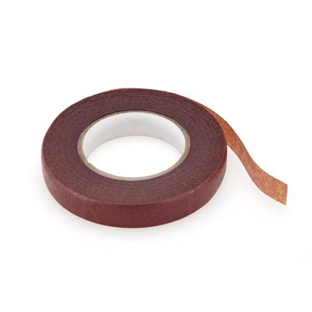 Floral Tape Brown 0.5 Inches X 30 Yards