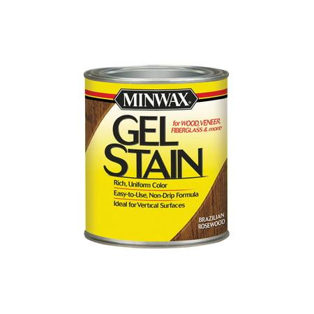 Minwax® Gel Stain Brazilian Rosewood, -