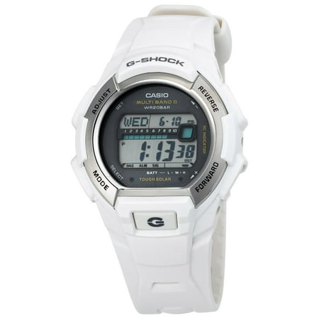 Casio Men's G-Shock Multi-Band Solar Atomic Watch Multi Band Atomic Solar Watch