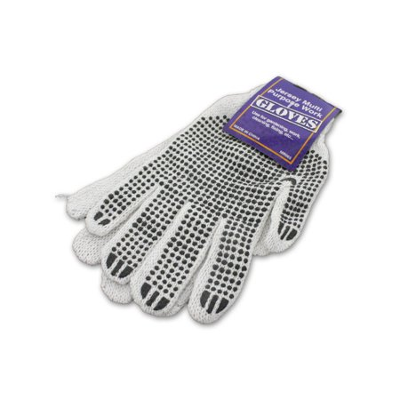 pack 24 Multi Purpose Jersey Work Gloves by bulk buys