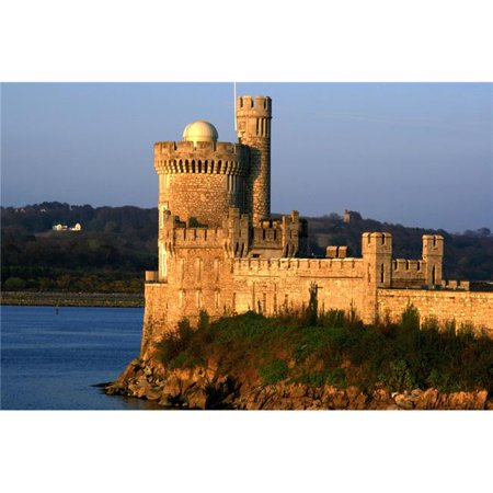 Posterazzi DPI1828688LARGE Blackrock Castle County Cork Ireland Poster Print by Peter Zoeller, 36 x 24 - Large - image 1 de 1