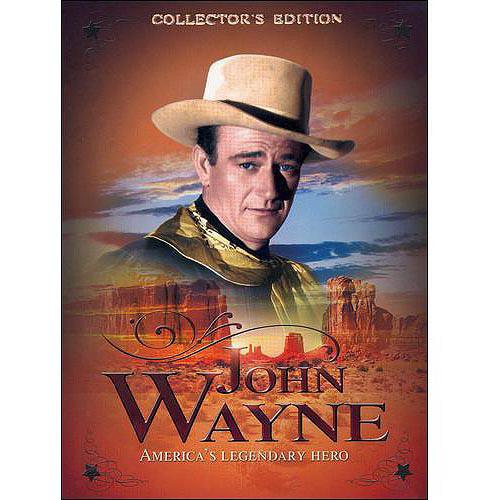 The John Wayne Collection (Tin Case) (Full Frame)